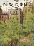 The New Yorker Cover - July 31, 1954-Edna Eicke-Premium Giclee Print
