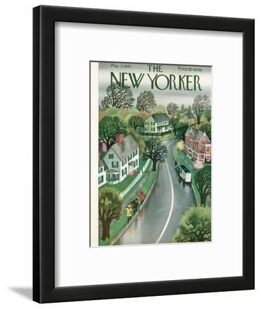 The New Yorker Cover - May 3, 1947