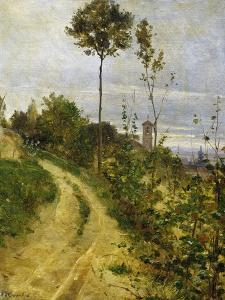 Hill Road by Edoardo Dalbono