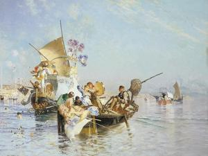 The New Song with Words and Music, 1885 by Edoardo Dalbono