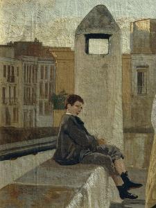The Terrace by Edoardo Dalbono