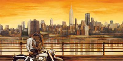 Lovers in New York