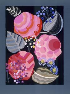 Design from 'Relais', C.1920S-1930 (Colour Litho) by Edouard Benedictus