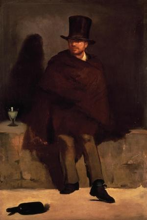 Absinthe Drinker, 1859