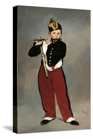 Fifer or Young Flautist by Edouard Manet
