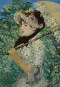 Jeanne (Spring), 1881 by Edouard Manet