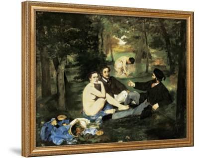 Le Déjeuner Sur L'Herbe (Luncheon on the Grass) by Edouard Manet