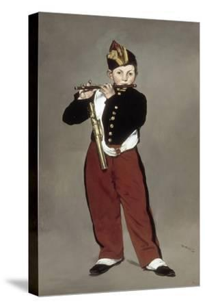 Le fifre by Edouard Manet