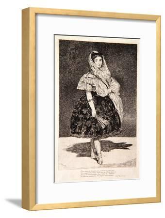 Lola De Valence, 1863