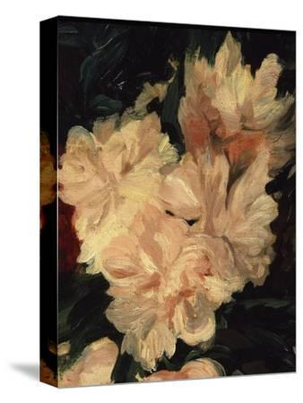 Peonies, from Vase De Pivoines Sur Piedouche, Vase with Peonies on a Pedestal, 1864, Detail by Edouard Manet