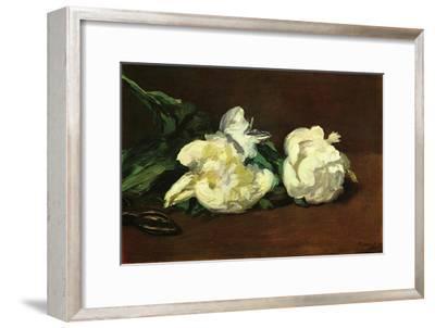 Still Life, White Peony by Edouard Manet