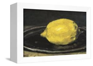 The Lemon (Le Citron) by Edouard Manet