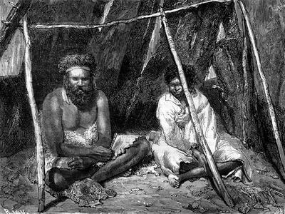 Australian Aborigines, 1886