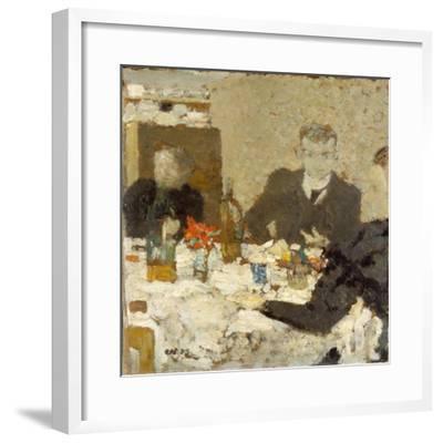 At Table, 1893