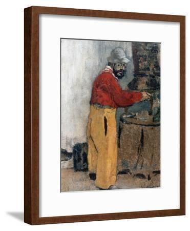 Henri de Toulouse-Lautrec à Villeneuve-sur-Yonne (1898)