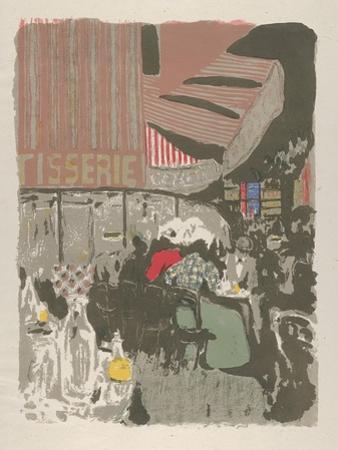 La Pâtisserie, from the album Paysages et Intérieurs, 1899