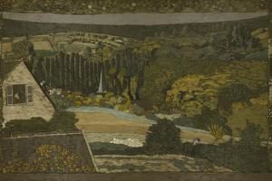 Landscape: Window Overlooking the Woods, 1899 by Edouard Vuillard