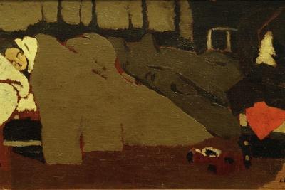 Le Sommeil (Sleep), c.1891