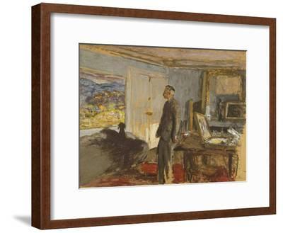 Maquette pour le portrait de Bonnard