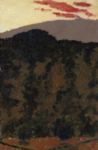 Paysage by Edouard Vuillard