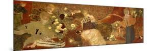 The Album, 1895 by Edouard Vuillard