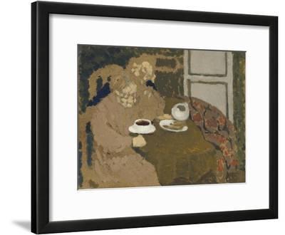 Two Women Drinking Coffee, c.1893