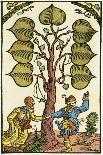 16th Century German Playing Card, Illustrierte Sittengeschichte Vom Mittelalter Bis Zur Gegenwart-Eduard Fuchs-Giclee Print