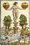 17th Century German Playing Card, Illustrierte Sittengeschichte Vom Mittelalter Bis Zur Gegenwart-Eduard Gaertner-Giclee Print