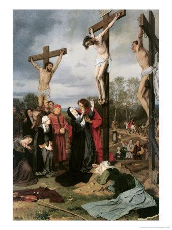 Crucifixion, 1873