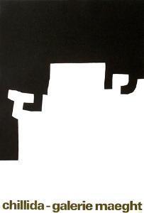 Galerie Maeght, 1973 by Eduardo Chillida