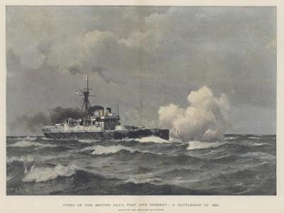A Battleship of 1893