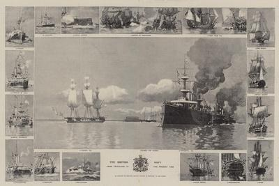 The British Navy, from Trafalgar to the Present Time