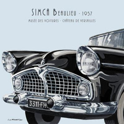 Simca Beaulieu 1957