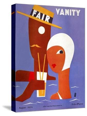 Vanity Fair Cover - August 1929