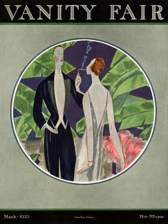 Vanity Fair Cover - March 1922