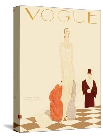 Vogue Cover - December 1925