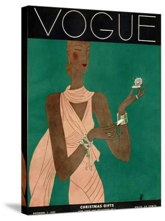 Vogue Cover - December 1931