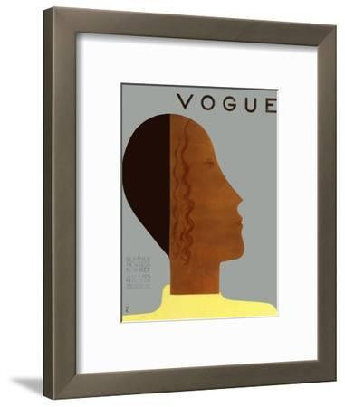 Vogue Cover - July 1931