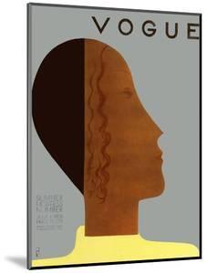 Vogue Cover - July 1931 by Eduardo Garcia Benito