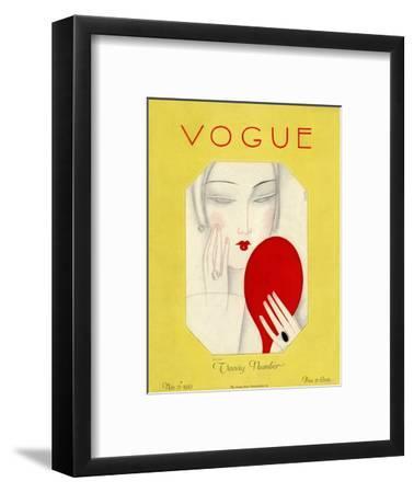 Vogue Cover - November 1925