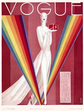 Vogue Cover - September 1926