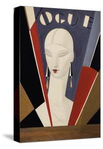 Vogue - May 1926 by Eduardo Garcia Benito