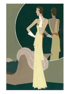 Vogue - November 1931 by Eduardo Garcia Benito