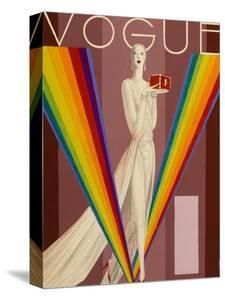 Vogue - September 1926 by Eduardo Garcia Benito