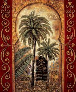 Moroccan Collage I by Eduardo Moreau