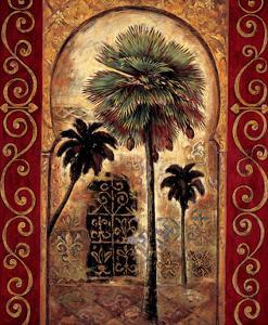 Moroccan Collage II by Eduardo Moreau