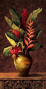 Tropical Arrangement I by Eduardo Moreau