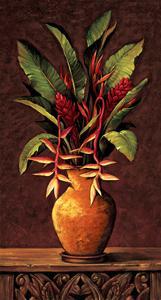 Tropical Arrangement II by Eduardo Moreau