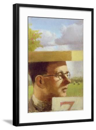 Education, 1993-Alan Kingsbury-Framed Giclee Print