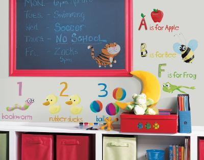 Education Station--Wall Decal
